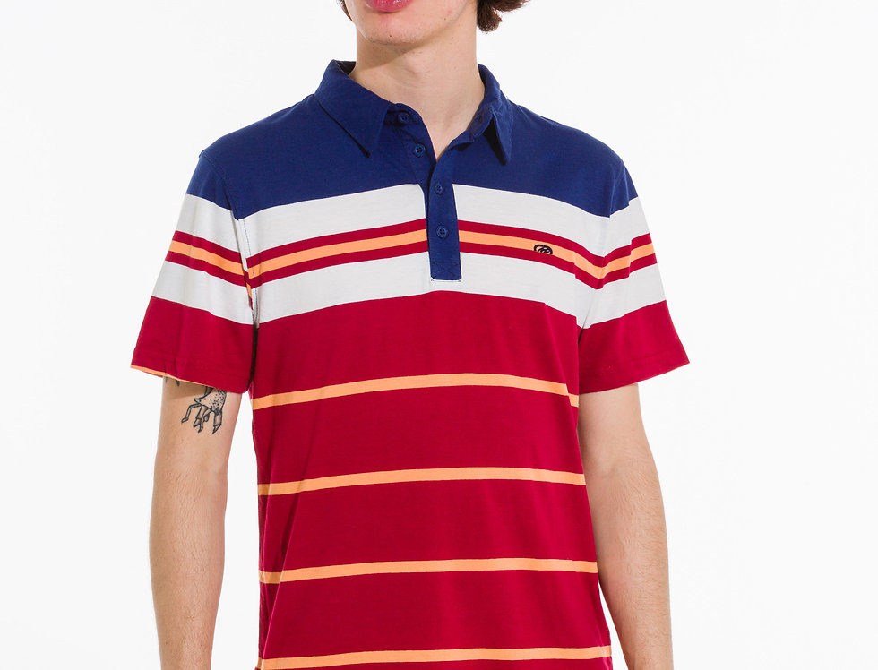 POLO GAZA STRIPED