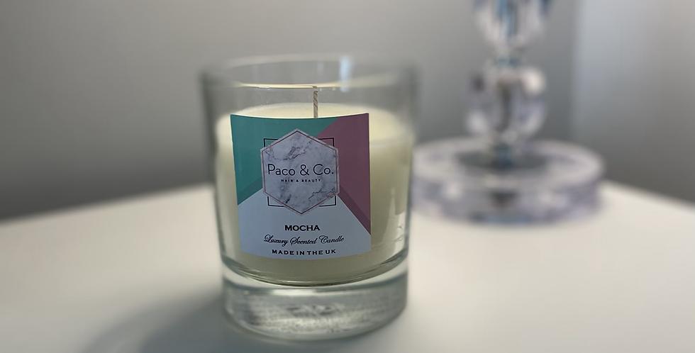 Mocha Candle