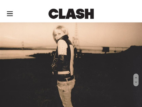 Review in Clash Magazine