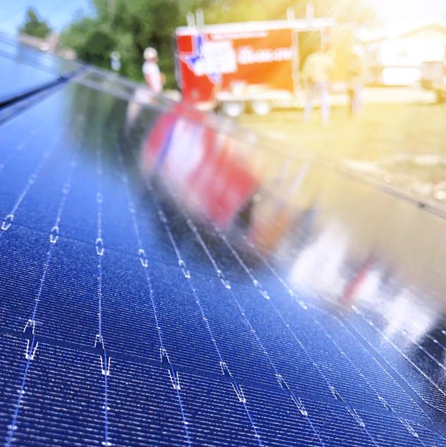 Solar Array San Angelo