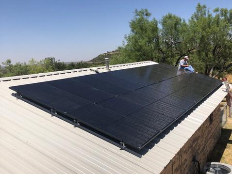 Big Spring, Tx  Residential Solar 