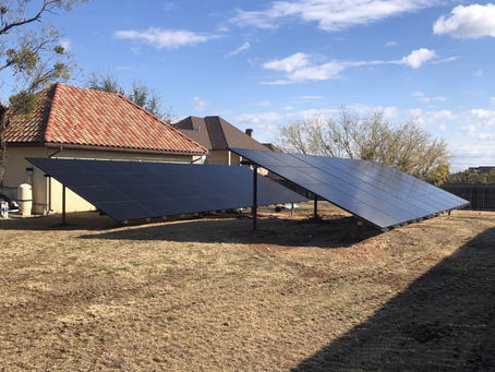 Abilene, Tx is starting to choose Solar!