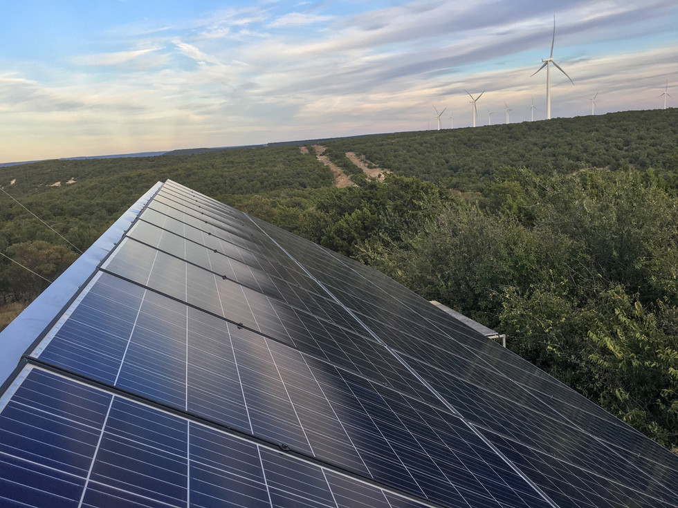 West Texas Solar