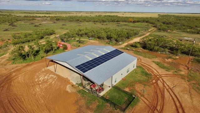 West Texas Solar, Anson Lake