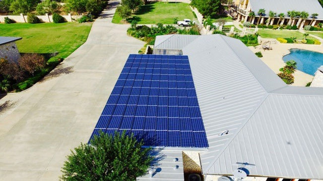 Dozier Drone-West Texas Solar