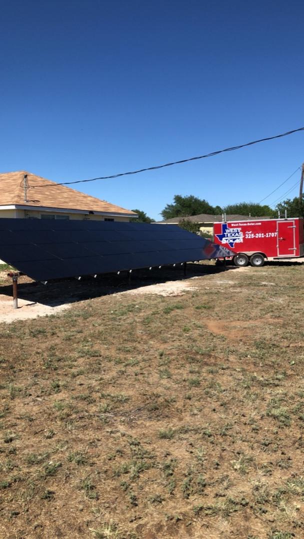 Solar Panels San Angelo, Tx