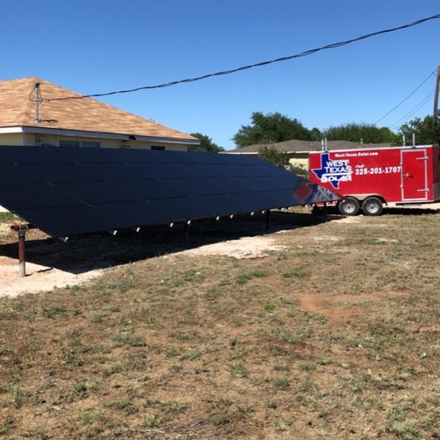 West Texas Solar/San Angelo