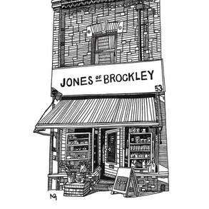 Sketch by Londonilustrator