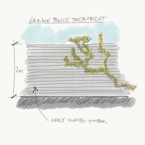 Fence treatment