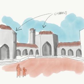Existing chapels
