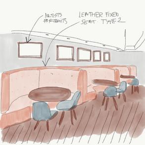 Fixed seat type 2