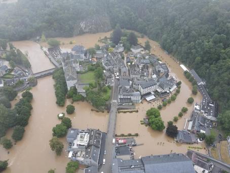 Nou bilanț provizoriu al victimelor inundațiilor de săptămâna trecută