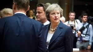 Theresa May: Niciun cetățean european nu va fi dat afară din Marea Britanie!