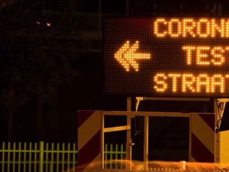 Peste 1.300 de bolnavi în spitale în urma infecțiilor cu coronavirus