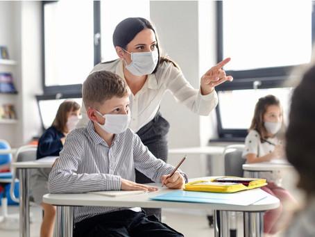Reguli sanitare noi și pentru învățământul neerlandofon după vacanța de toamnă