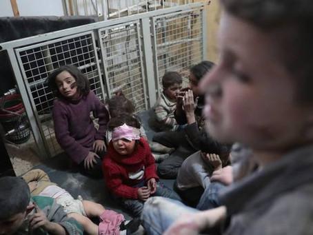 65 de morți într-un atac chimic în Siria. Consiliul de Securitate ONU se reunește de urgență