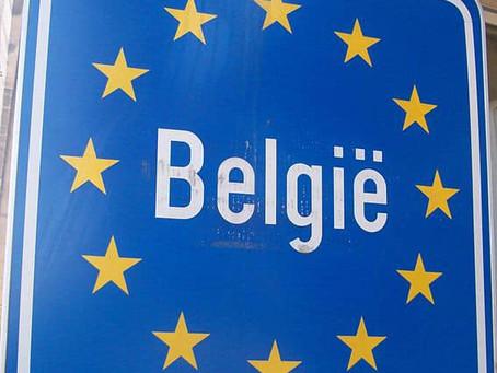 Situația la frontierele belgiene