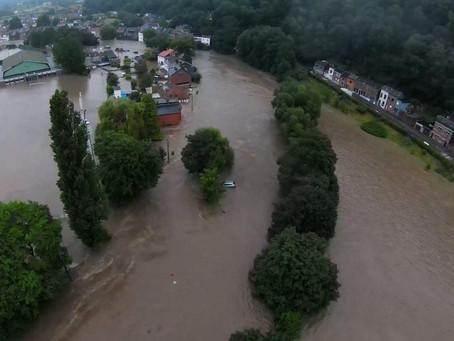 Un nou bilanț provizoriu arată că 37 de oameni au murit în inundațiile de săptămâna trecută