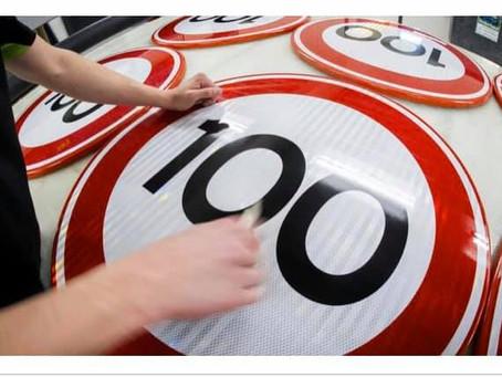 Belgia: 100 km/h pe ringul Bruxellesului (RO) de la 1 septembrie 2020