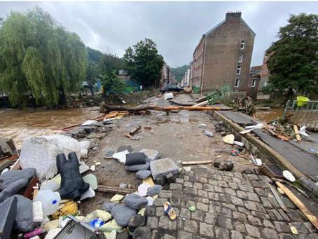 Bilanțul victimelor inundațiilor catastrofale de săptămâna trecută este în creștere