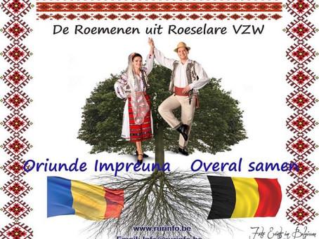 Românii din Roeselare au parte de o toamnă bogată în evenimente artistice