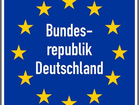 Germania deschide frontierele pentru 31 de state de la 15 iunie 2020