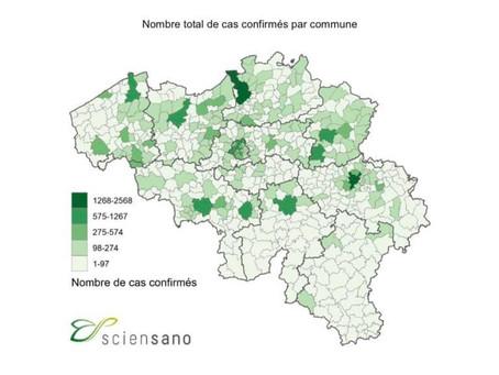 Belgia: Peste 100 de noi infecții în 24 de ore