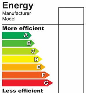 Atenție! În curând noi etichete de eficiență energetică pentru electrocasnice!