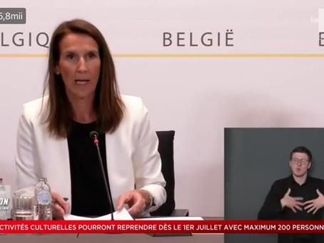 Belgia: Reuniune importantă a Consiliului Național de Securitate