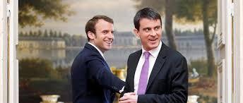 Franța: Fostul premier, Manuel Valls, îl susține pe Emmanuel Macron în alegeri