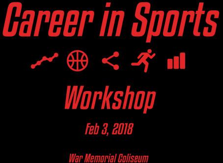 Career in Sports Workshop