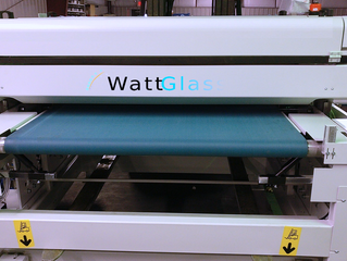 WattGlass Opens Coatings Production Line