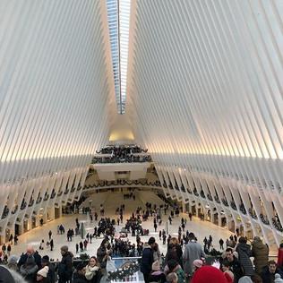 Loving NYC! #newyork #travelagentlife #v