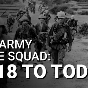 U.S. Army Rifle Squad (1918-2020)