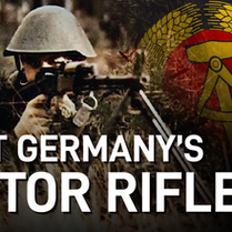 Laborwave '90: East Germany's Motor Rifle Company