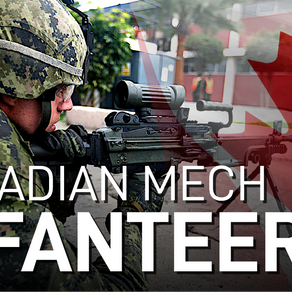 Maple Fury: Canada's Mechanized Infanteers