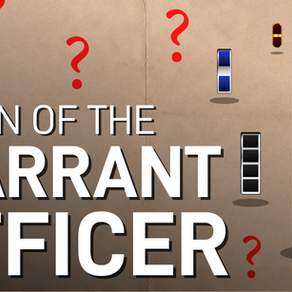 Where Are All The Warrant Officers (in the U.S.)?