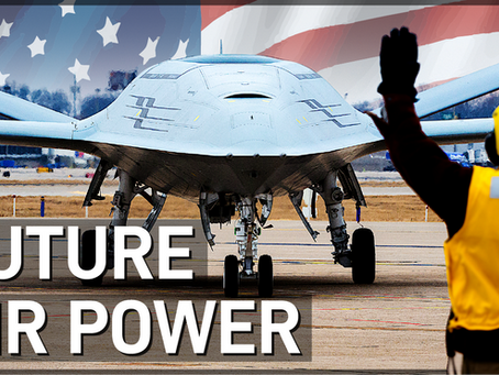 The Future of U.S. Navy Carrier Air Wings | New Aircraft