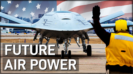 The Future of U.S. Navy Carrier Air Wings   New Aircraft