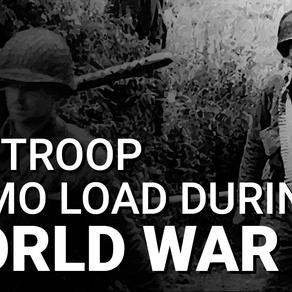 U.S. Army & Marine Ammo Loads During WWII