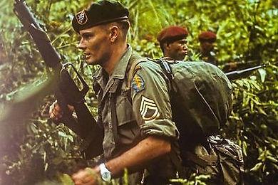 Vietnam-War-US-Army-Green-Beret-46th-Spe