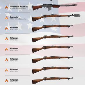 U.S. Marine Rifle Company (1941-43)