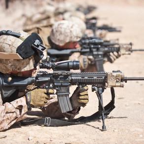 U.S. Marine Rifle Squad (21st Century)