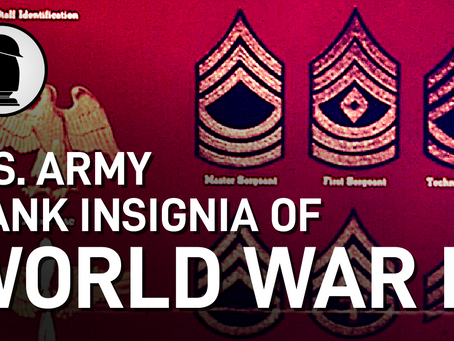 US Army Ranks of WWII Explained
