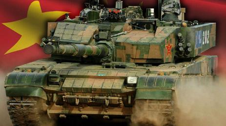 China's New Armored Brigades