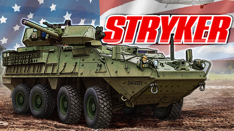 Strykers: The U.S. Army's Medium Infantry   Structure & Equipment