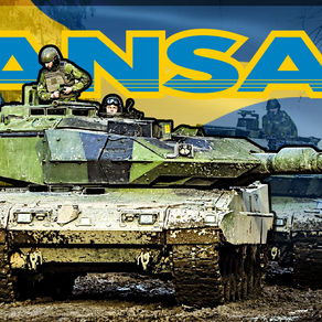 Sweden's Armored Forces