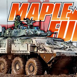 Maple Fury: Canada's Mechanized Infanteers