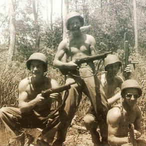 U.S. Marine Parachute Platoon (WWII)