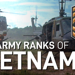 U.S. Army Rank Insignia of the Vietnam War